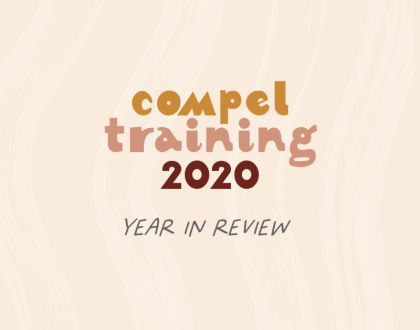 COMPEL Training's best writing wisdom from 2020! (Check out our video!)