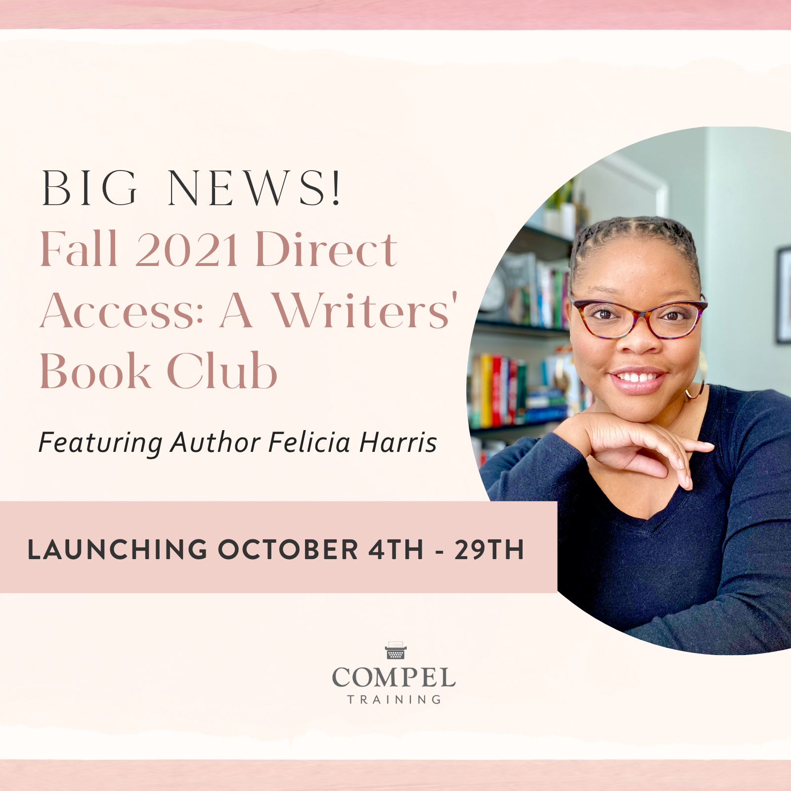 Would you benefit from learning wisdom and guidance directly from a published author and her editor?